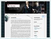 kindofbusiness wordpress theme