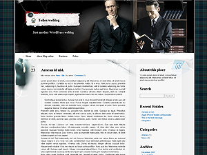 freshart wp theme